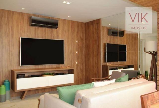 Apartamento à venda, 67 m² por R$ 880.000,00 - Taquaral - Campinas/SP - Foto 3