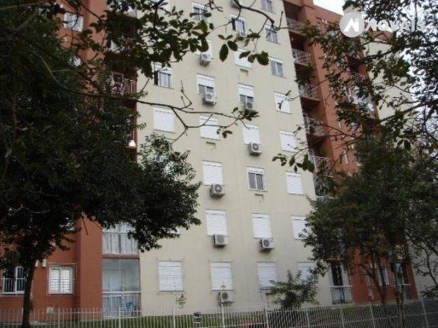 Apartamento com 2 dormitórios à venda, 54 m² por r$ 260.000,00 - santo andré - são leopold - Foto 12