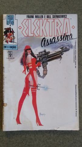 Elektra Assassina - Mini Série 4 Edições + Encadernada - Foto 2
