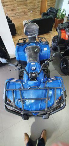 Quadriciclo cforce 450L - Foto 5