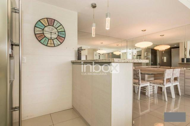 Magnífico apartamento com 2 dormitórios para alugar, 86 m² por R$ 4.800/mês - Três Figueir - Foto 12