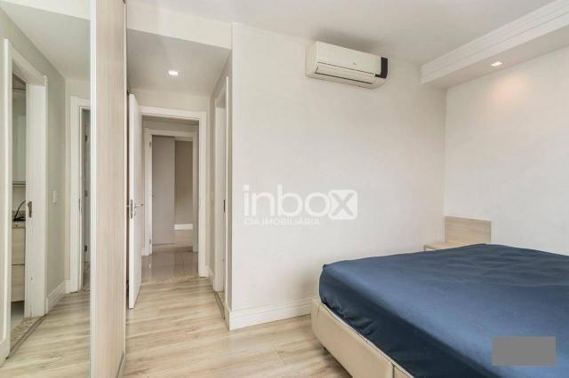 Magnífico apartamento com 2 dormitórios para alugar, 86 m² por R$ 4.800/mês - Três Figueir - Foto 19