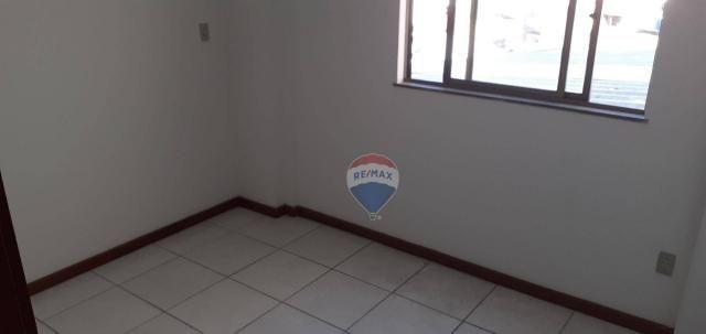 Apartamento com 1 dormitório para alugar, 53 m² por R$ 500,00/mês - Centro - Juiz de Fora/ - Foto 7