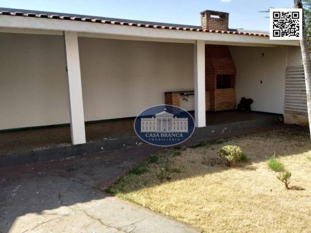 Casa com 3 dormitórios para alugar, 180 m² por R$ 2.000,00/mês - Vila Mendonça - Araçatuba - Foto 4