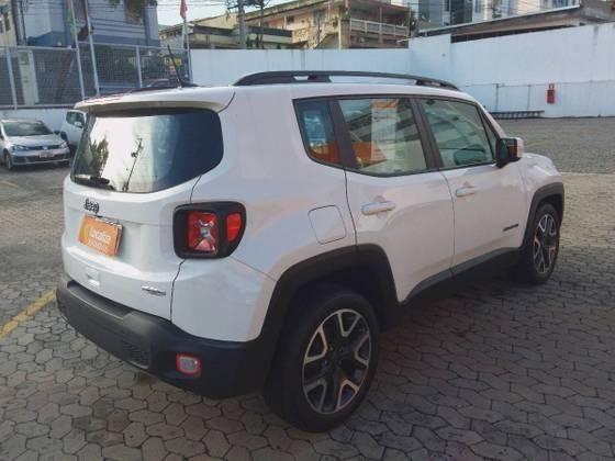 RENEGADE 2019/2019 1.8 16V FLEX LONGITUDE 4P AUTOMÁTICO - Foto 7