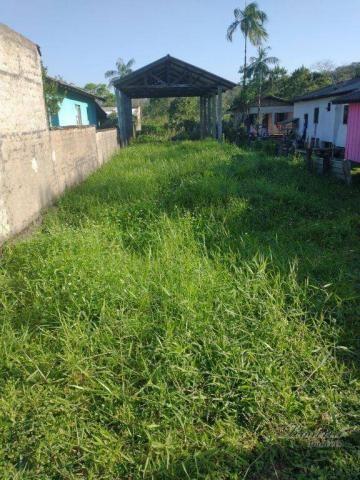 Área à venda, 468 m² por R$ 110.000 - Vila dos Ferroviários - Morretes/PR