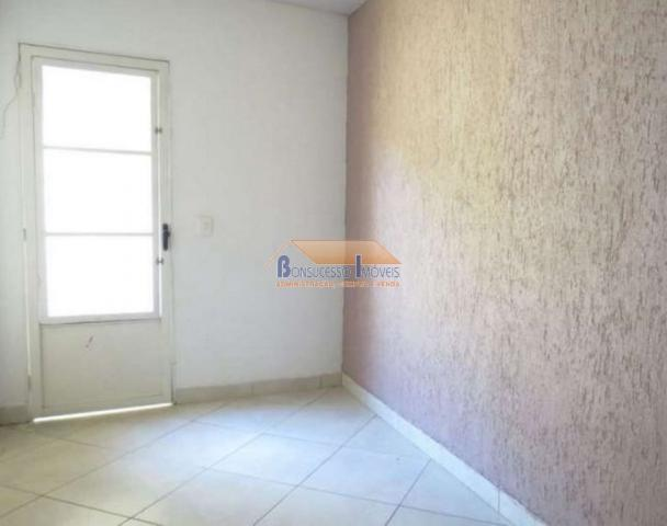 Casa à venda com 3 dormitórios em Caiçara, Belo horizonte cod:43946