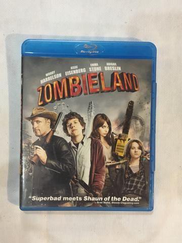 Disco Blu-ray ZOMBIELAND (