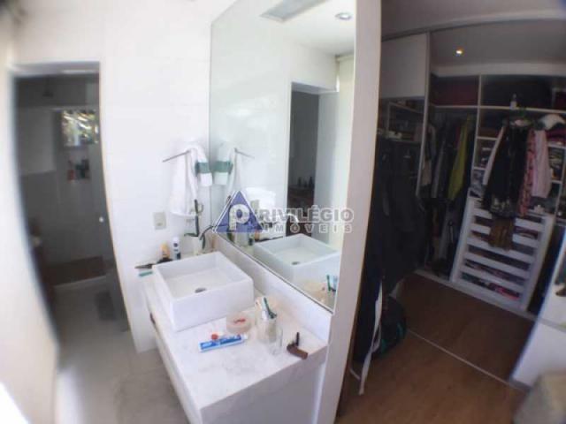 Apartamento à venda com 4 dormitórios em Cosme velho, Rio de janeiro cod:FLCO40015 - Foto 14