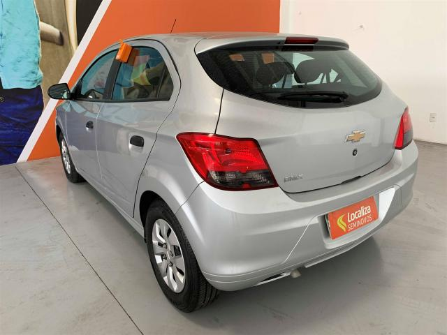 ONIX 2018/2019 1.0 MPFI JOY 8V FLEX 4P MANUAL - Foto 8