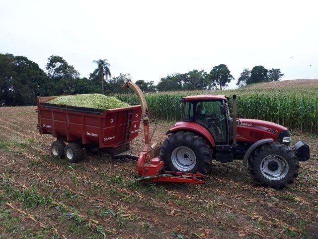 Carreta agrícola brasimp 8 toneladas
