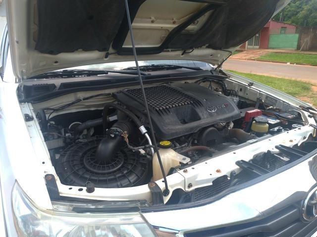 Hilux srv top diesel - Foto 7