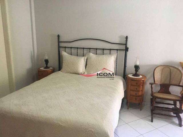 Apartamento com 2 dormitórios à venda, 61 m² por R$ 340.000,00 - Itaipava - Petrópolis/RJ - Foto 11