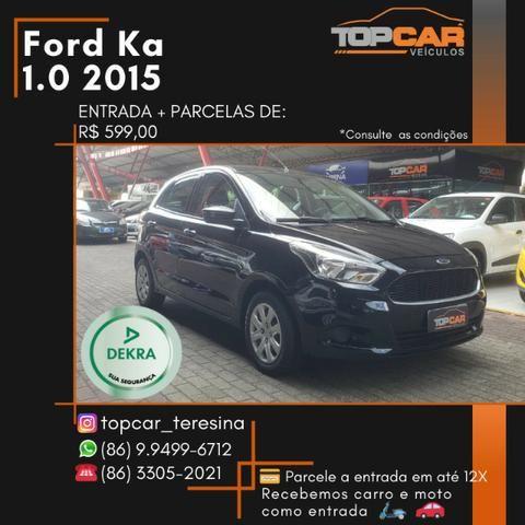 Ford Ka SE 1.0 12V 2015