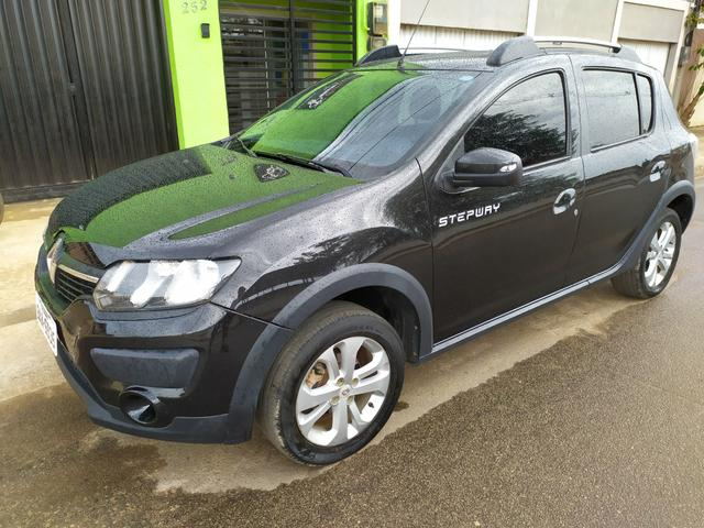 Sandero stepway, 2015/2016 carro top, *81 - Foto 5