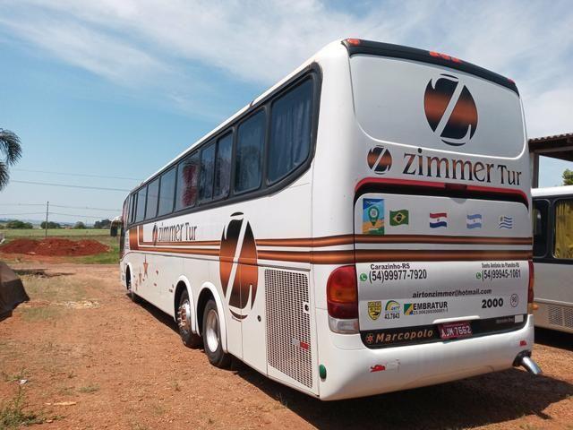 Troco por micro ônibus executivo ou van 19 lugare. - Foto 2