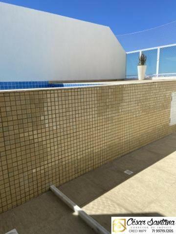 Cobertura 3/4 com piscina - Jardim Aeroporto - Lauro de Freitas - Foto 20