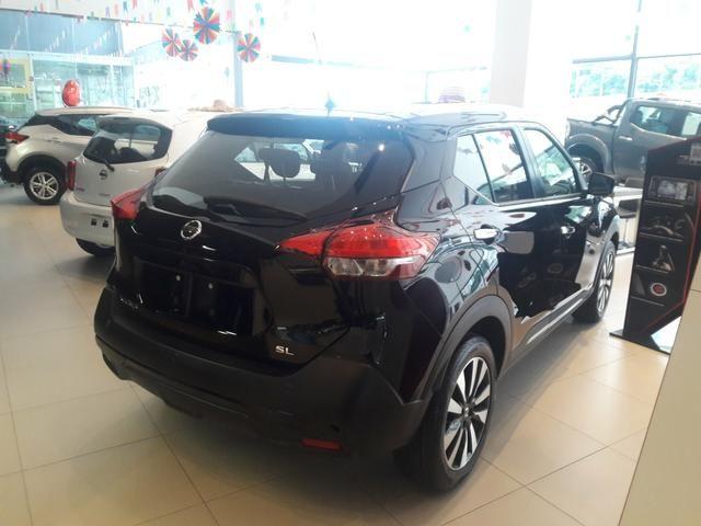 Nissan Kicks SL Pack 1.6 Cvt Xtronic 2020/2020 0km top + Taxa Selic* em 36 meses !!! - Foto 7