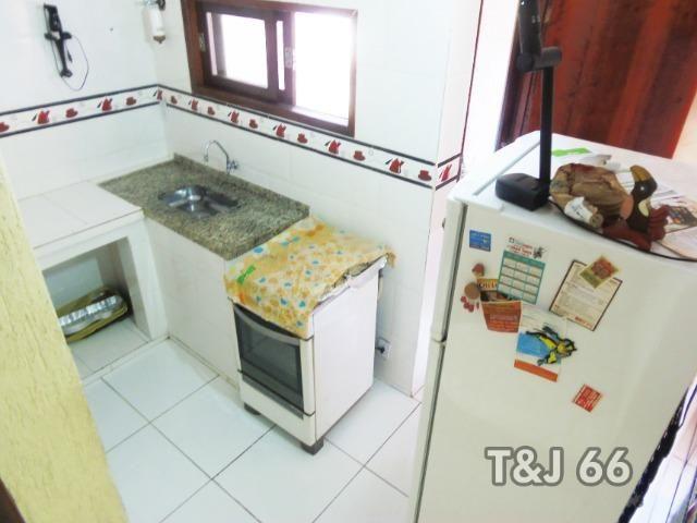 Casa duplex em condomínio com 3 quartos, em frente a Lagoa - Foto 9