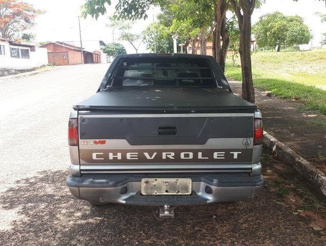Chevrolet S-10 cabine estendida. - Foto 3