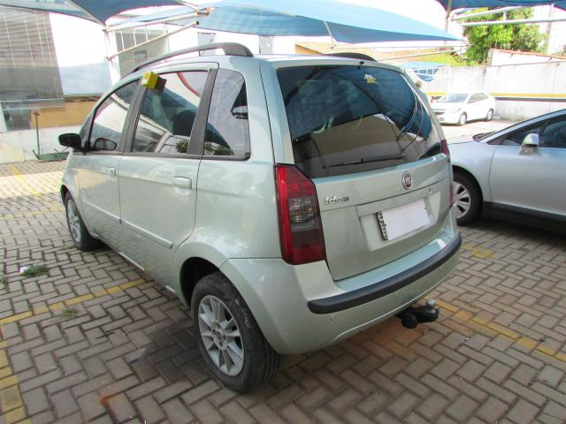 FIAT IDEA 2010/2010 1.8 MPI ELX 8V FLEX 4P MANUAL - Foto 7