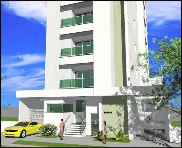 Apartamento Novo, Pronto, 1 Quarto, Sacada, no Centro de Foz! - Foto 5