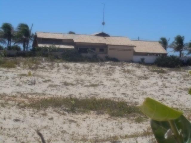 Belíssima Casa à Beira Mar - Pé na areia, em Barra Nova Cascavel (CE) - Foto 9