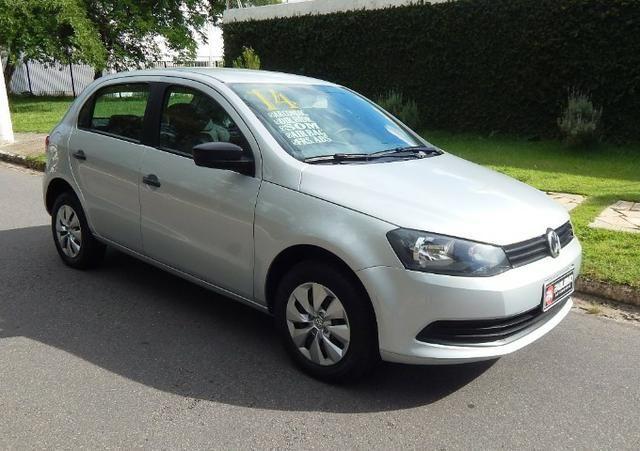 Volkswagen Gol City 1.0 2014 com Ar Condicionado e Direção Hidráulica Muito Conservado!!! - Foto 2