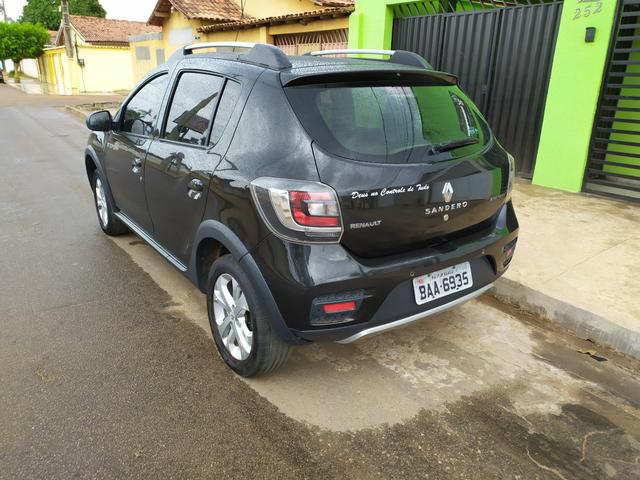 Sandero stepway, 2015/2016 carro top, *81 - Foto 4