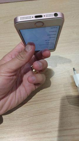 iPhone 5 SE 16gb impecável - Foto 4
