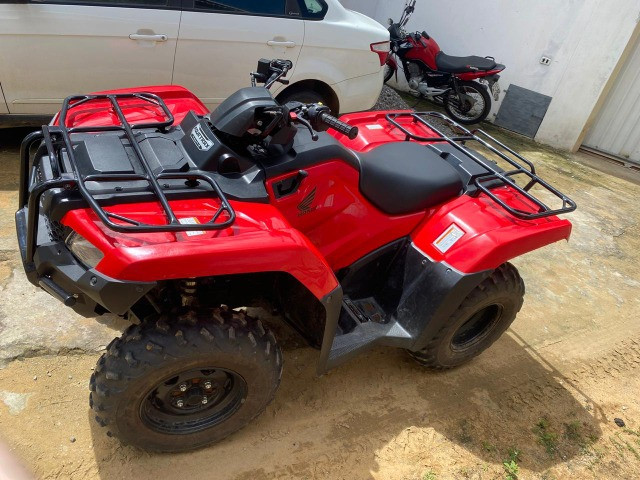 Honda Trx 420 Fourtrax Fm 4x4 Quadriciclo 2020 774153227 Olx