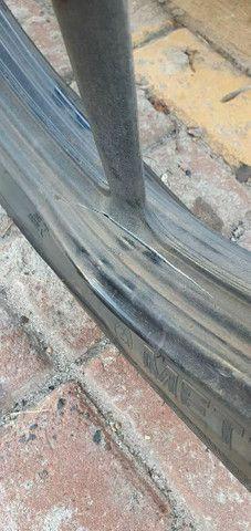 Vendo roda palitro traseira da yamaha ler anuncio todo - Foto 4