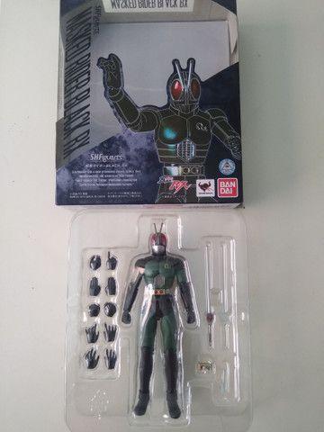 Kamen Rider Black rx shfigurarts bandai - Foto 2