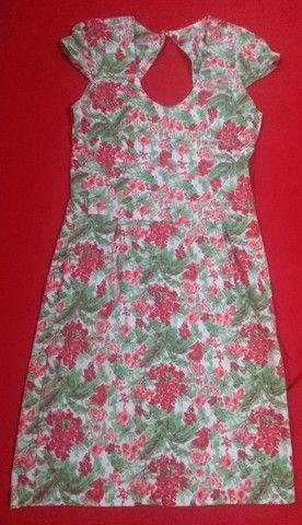 Vestido florido P