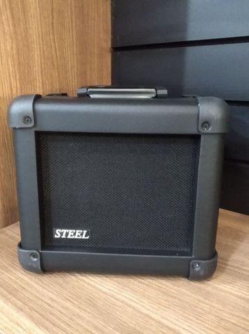 Amplificador p guitarra Wr Audio Steel 20gt Mixer Instrumentos Musicais - Foto 4