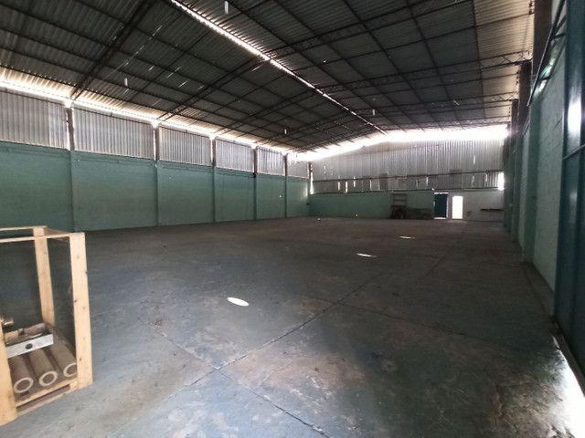 Galpão 600 m² distrito industrial - Foto 3