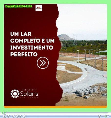 Loteamento Solaris em Itaitinga = Adquira já o seu lote *& - Foto 12
