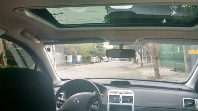 Peugeot 307 sedã completo teto solar - Foto 3