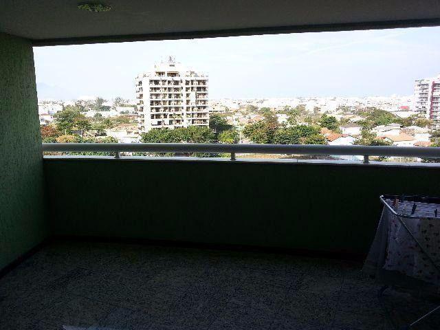 Apartamento no Recreio dos Bandeirantes,3 Quartos,1 Suíte,105 m²,Barra Bonita - Foto 3
