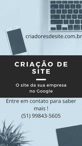 Precisando de um site para a sua empresa?