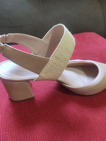 Sapatos Femininos 50 pares novos - Foto 2