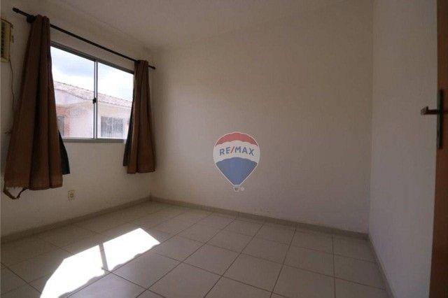 Apartamento com 3 dormitórios à venda, 62 m² por R$ 135.807 - Cond. Jasmim - Tarumã Manaus - Foto 5