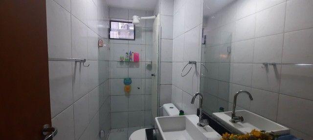 Apt com 76m no Condomínio Jardim Cabo Branco., Portal do Sol (Altiplano), João Pessoa-PB - Foto 8