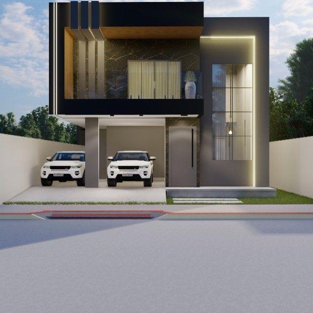 Duplex alto padrão Real garden