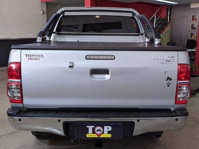 Toyota HILUX CD4X4 SRV - Foto 4