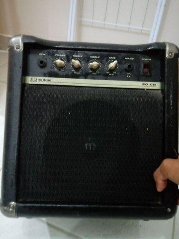 Amplificador meteoro30 cb