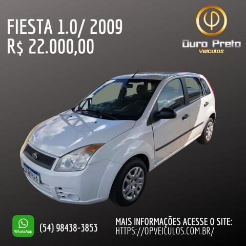 FIESTA 1.0/2009 - OURO PRETO VEÍCULOS