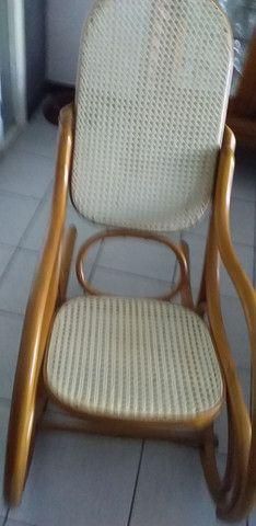 Vendo cadeira de balanço Gerdau.  - Foto 2