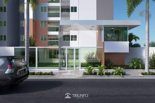 35 Apartamento no Ininga 80m² com 03 quartos sendo 2 suítes, Preço Único!(TR31211) MKT - Foto 2