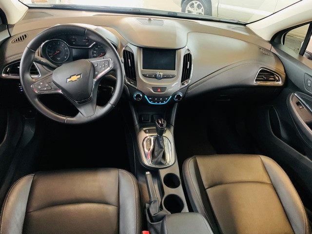 (0009) GM Cruze Turbo LT 1.4 Aut. 2017/2017 Completo - Foto 7
